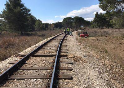 Fier-Vlora Railway